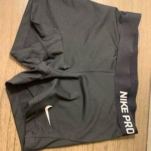 Nike pro- running shorts